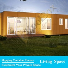 Customization shipping container house plans drawing, modular container house german