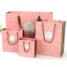 Handmade promotional soap carrier gift shopping bag