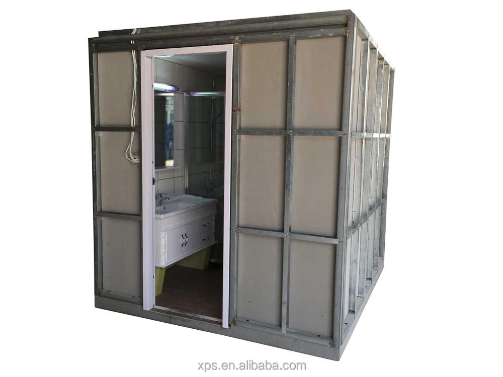 Prefabricated bathrooms buy prefabricated bathroom unit for Prefab units