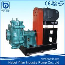 high efficiency high chrome Slurry Pump Electric Motor Drive