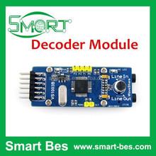 Smartbes Hot Sale VS1003B VS1003 Moudle MP3 Decoder Module WMA/WAV AUDIO Decoder Module
