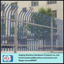 best offer pvc paint ornamental metal fence panels for garden wall