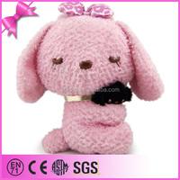 2014 Custom Logo Print Promotional Gift Stuffed Bear Animal