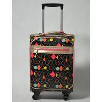 Air Balloon Printed Trolley Luggage/Travel Suitcase/School Bag