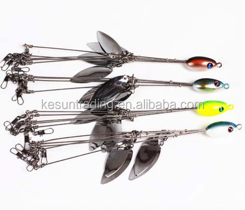 Alabama rig umbrella rig fishing lures buy artificial for Alabama rig fishing