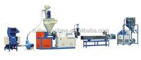 hot sale waste plastic film washing and recycling machine