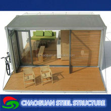 Modern style container house