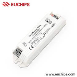 Shanghai Euchips Hot Selling High Quality Indoor and Outdoor Flexible LED Strip 0-10V 20W DALI Dimmable LED Driver