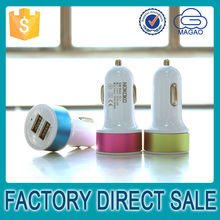 Good quality new product car charger for promotional item in car usb charger for mobile phone