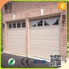 Guangzhou automatic garage door/used garage doors sale/cheap garage doors panels price