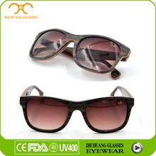 2015 New trend wooden sunglasses with design services,wholesale designer sunglasses for men