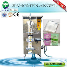 Angel factory sachet water filling packing machine/sachet filling machine/liquid sachet filling machine
