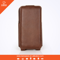China factory hot selling genuine leather phone case for iPhone 4 or 4s