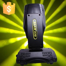 2015 hot new factory price high quality 230w sharpy 7r beam moving head light