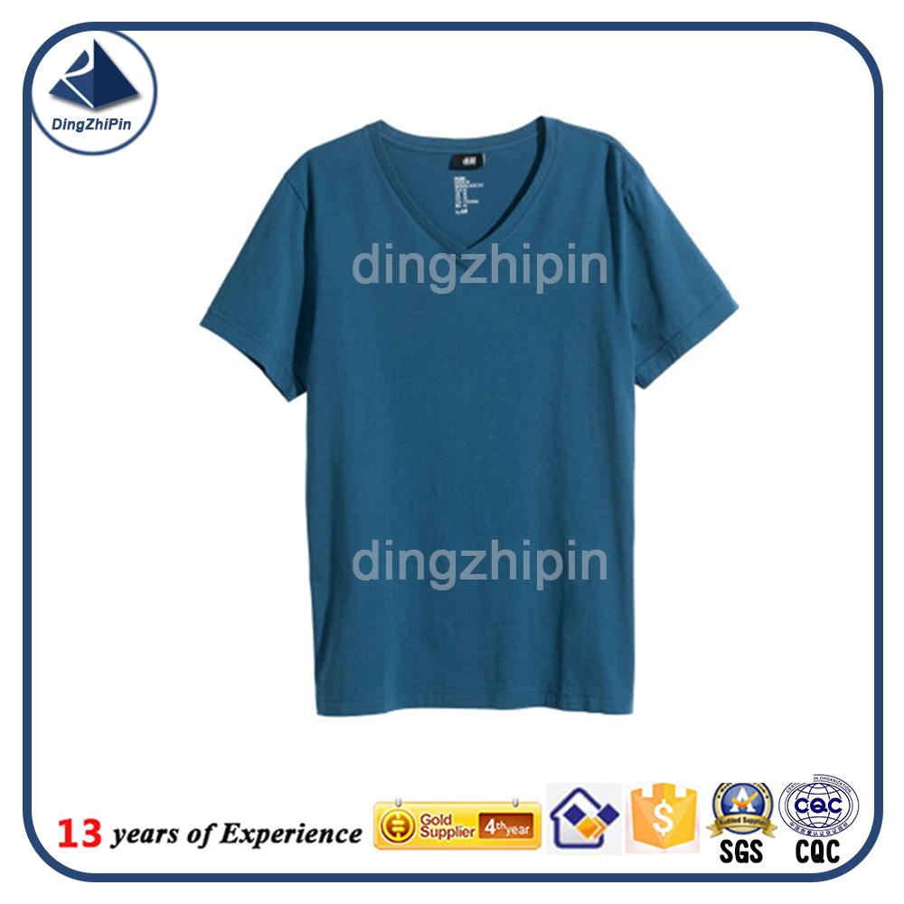 Custom printed shirts ladies slim fitting spandex poly v Custom printed women s t shirts