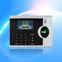 Biometric Fingerprint and RFID card reader Time Attendance with external POE