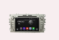 OEM China Manufacturer Car audio stereo system/in car radio/dvd/gps navigation with android 4.4 OS for S-Max Mondeo