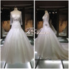 TH5554CX Off-Shoulded Mermaid Ball Gown Long Tail Wedding Dress 2015