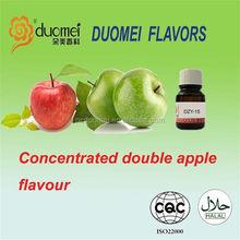 Shisha/hookah flavors, double apple flavor for shisha