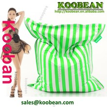 Red outdoor waterproof bean bag sofa wholesale unfilled also can be indoor use,sex chaise lounge chair outdoor beach bean bag so