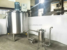 Hotsale industrial food mixer/ electric heating mixer for food