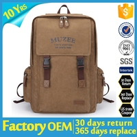 Top selling canvas bag / Stylish canvas backpack / Vintage canvas backpack