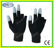 International accept coated work glove Thoughtful good service concept safety glove