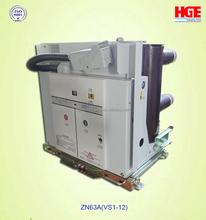 Safest indoor high voltage vacuum china circuit breaker