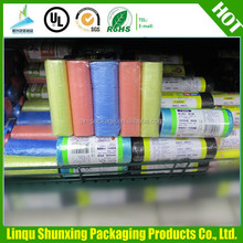 biodegradable plastic bag / car trash bag / on roll garbage bag