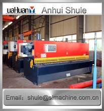 QC11K-12X3200 NC hydraulic guillotine shears,Highly environmentally friendly used hydraulic shearing machine