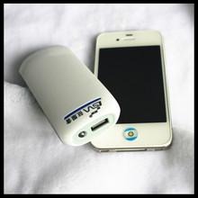 portable power bank 5600mah customized sixy video rechargable power bank travel