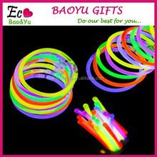 Light up Glow Sticks Bracelets Necklaces Mixed Colors Party Supplies