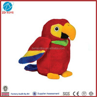 cuddy wholesale stuffed toy parrot