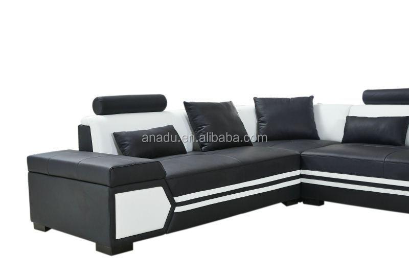 2015 neuesten sofa design mode wohnzimmer sitzgruppe Ecke ...