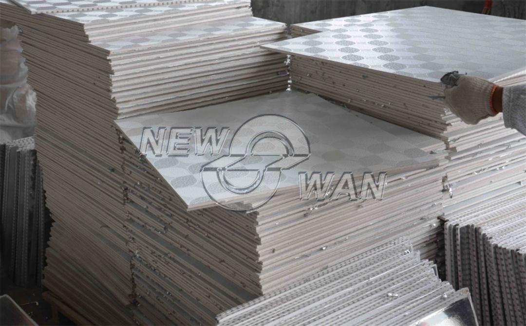 Pvc de yeso laminado panel de techo recubierto de vinilo for Yeso laminado precio