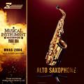 Grado del Hight oro laca alto saxphone / instrumento musical