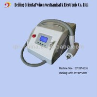 Portable Q Switch ND YAG Laser Equipment for Pigment Removal
