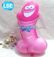 advertising custom shape latex free balloons