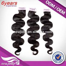 China Supplier 100% human wavy hair weave,Most popular products Extenshion Human
