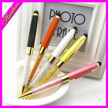 Wholesale bling rhinestone pen with crystal made in china