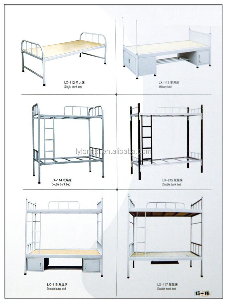 acier enfants lit superpos pour la maternelle nursery pr scolaire garderie l 39 cole. Black Bedroom Furniture Sets. Home Design Ideas