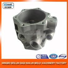 Ningbo OEM HPDC Aluminum Casting For Gas Valve Body