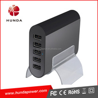 supercharger quick micro usb charging 5 port 6 port battery back up power multi mobile travel charger for android phones