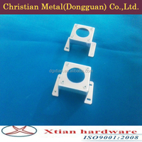 China aluminum parts, metal bracket with competitive factory price