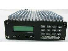 Novedades 0W-15W PREMIUM SDA-15B PC Professional Control de Transmisor FM cubierta 3m-15km envío gratis