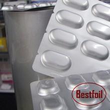 Pharmaceutical alu alu foil packing
