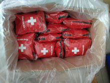First aid kit/bag hot sale first aid survival kit outdoor first aid kit