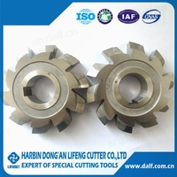 Special hss milling tools disk shaped face milling cutter