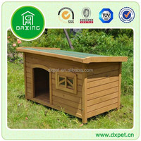 Popular Design Wooden Dog House DXDH001