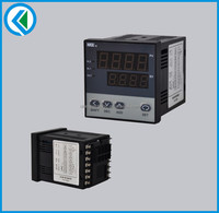 XMT-8 series K indexing input, relay contacts output and time scale controlling temperature controller